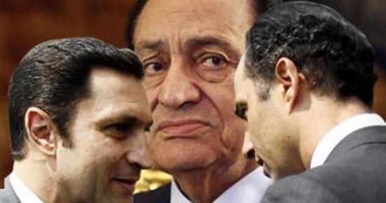 الجنايات-تؤيد-قرار-الكسب-غير-المشروع-بمنع-مبارك-وأسرته-من-التصرف-بأموالهم