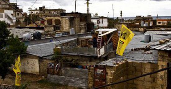 اشتباكات-فى-مخيم-عين-الحلوة-بجنوب-لبنان-تخلف-قتيل-و6-إصابات
