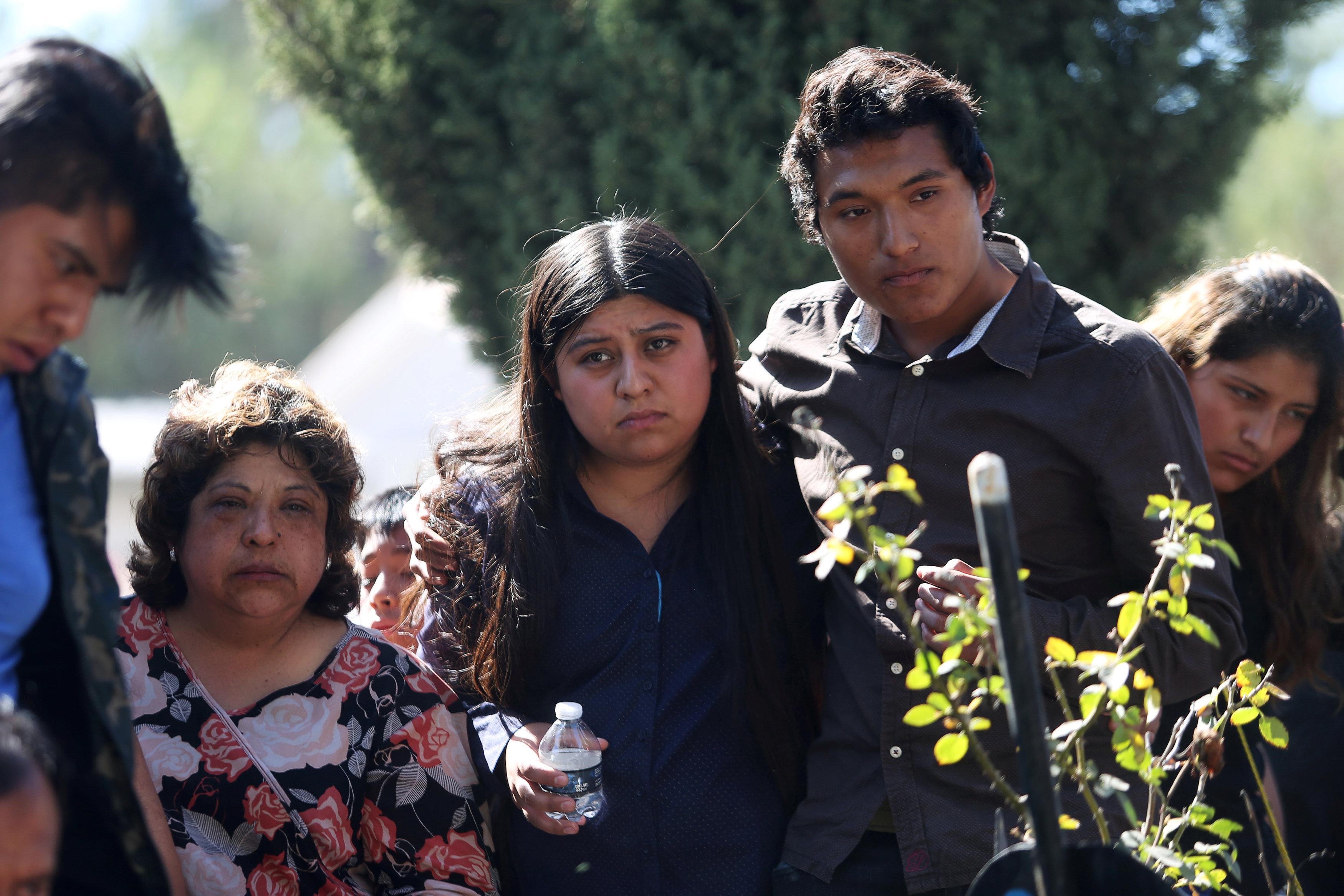 أهالى ضحايا انفجار المكسيك
