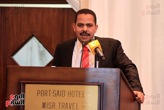 المهندس أشرف رشاد رئيس حزب مستقبل وطن