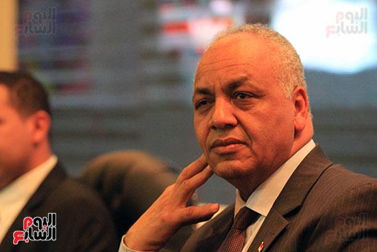 النائب البرلمانى مصطفى بكرى
