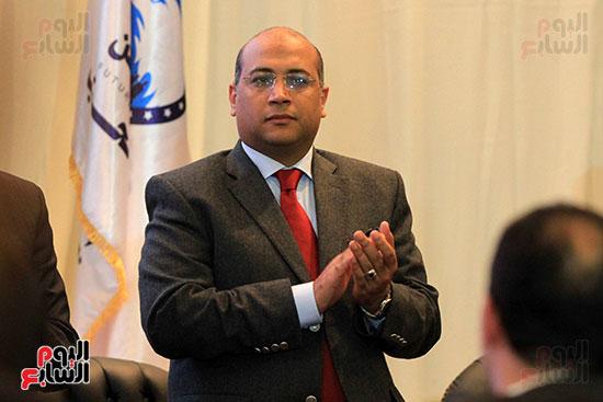 محمود فراج  القيادى بدعم مصر