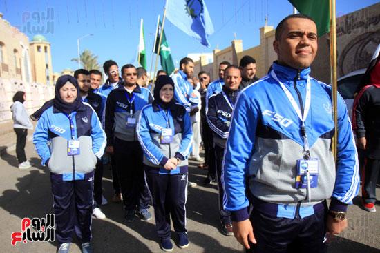 مارثون رياضي في بورسعيد (2)