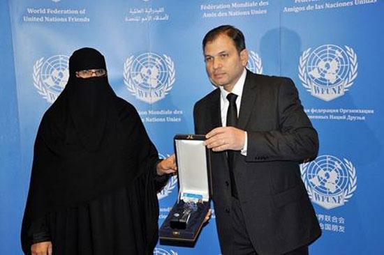 تكريم الدكتورة جميلة عبد العزيز