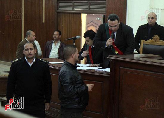 قضية فض اعتصام رابعة (3)