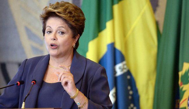 الرئيسة البرازيلية السابقة ديلما روسيف