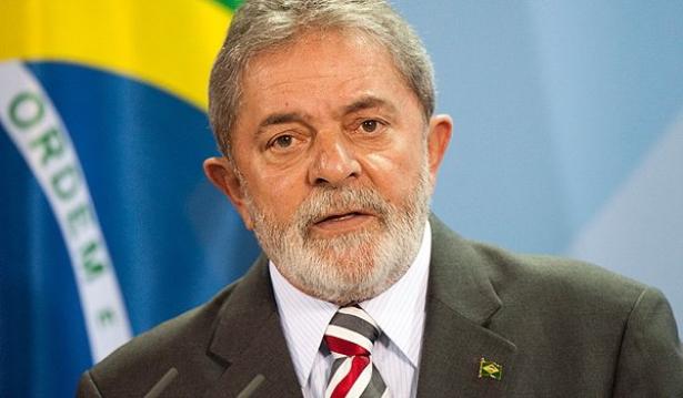 الرئيس البرازيلى الاسبق لولا دا سيلفا