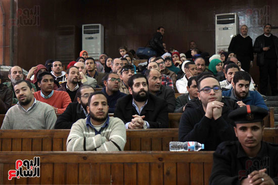 قضية فض اعتصام رابعة (8)