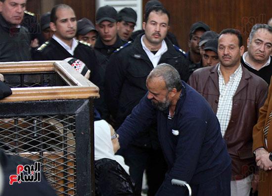 قضية فض اعتصام رابعة (32)