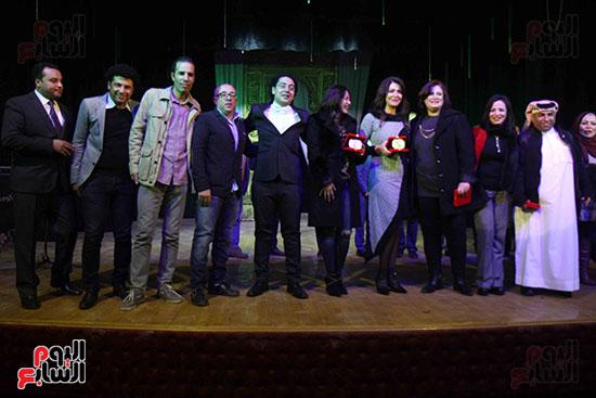 حفل ختام مهرجان المسرح العربى (5)