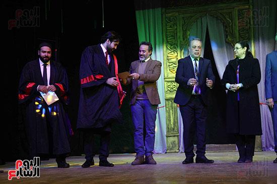 حفل ختام مهرجان المسرح العربى (2)