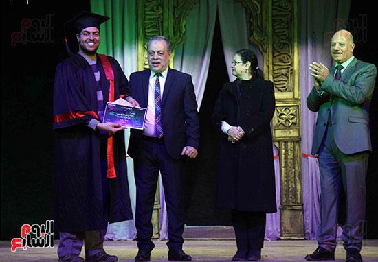 حفل ختام مهرجان المسرح العربى (6)