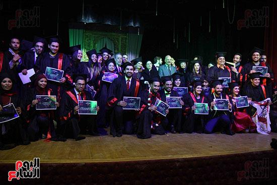 حفل ختام مهرجان المسرح العربى (7)