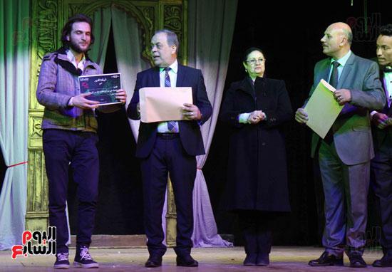 حفل-مهرجان-المسرح-العربى