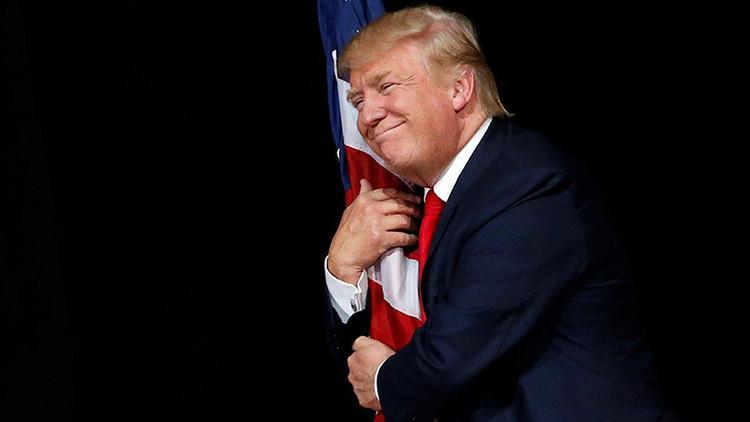 فوز ترامب بالانتخابات الأمريكية