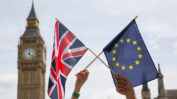 خروج بريطانيا من الاتحاد الأوروبى