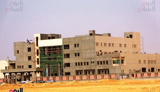 انشاء مستشفى نخل