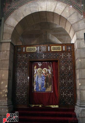 الصلاه فى الكنيسة البطرسية (5)