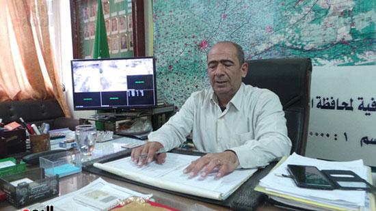 علاء عفيفى وكيل الوزارة الزراعة