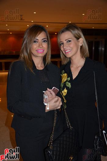 إيمان العاصى وداليا مصطفى