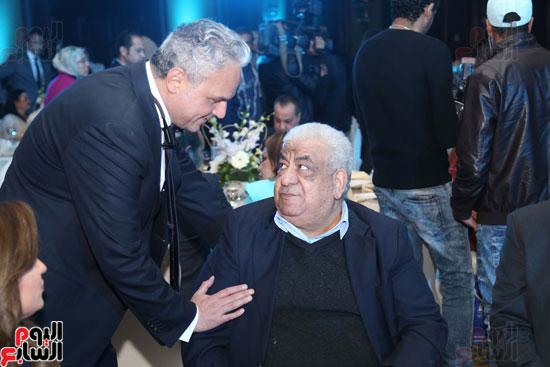 شريف المنشاوى وإسامة الشيخ