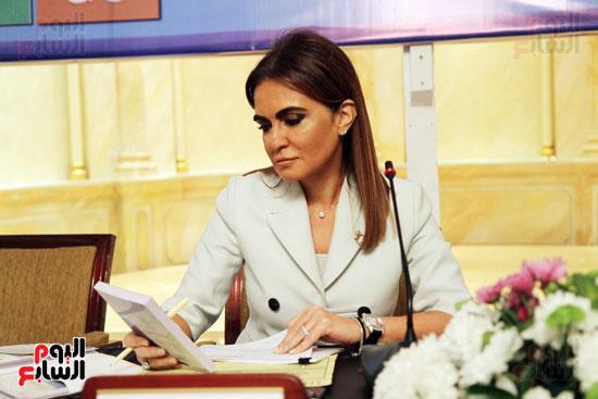 الدكتورة سحر نصر وزيرة التعاون الدولي