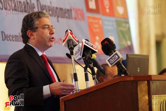 كارين دادوريان نائب المدير الاقليمي لصندوق الامم المتحدة للسكان