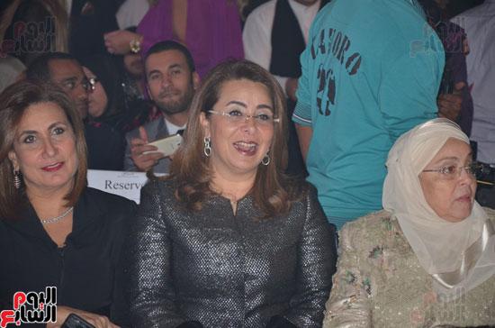 د.غادة والى وزيرة التضامن الاجتماعى