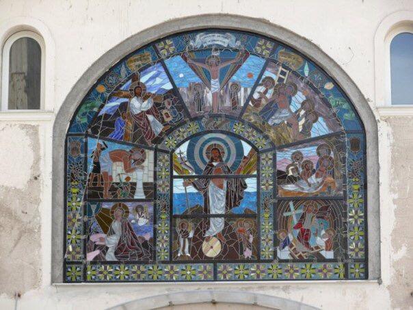 الفن القبطى المصرى ضمن ايقونات الكنيسة