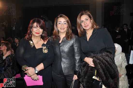 • د.غادة والي وسامية ابوالفتوح