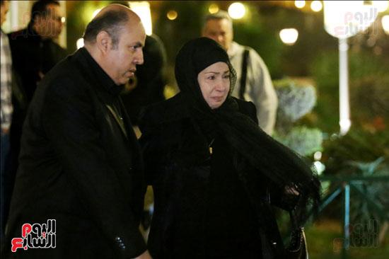 عزاء زوجة محمد صبحى (31)