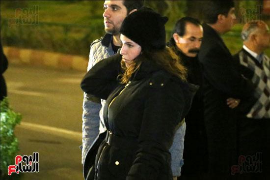 عزاء زوجة محمد صبحى (44)