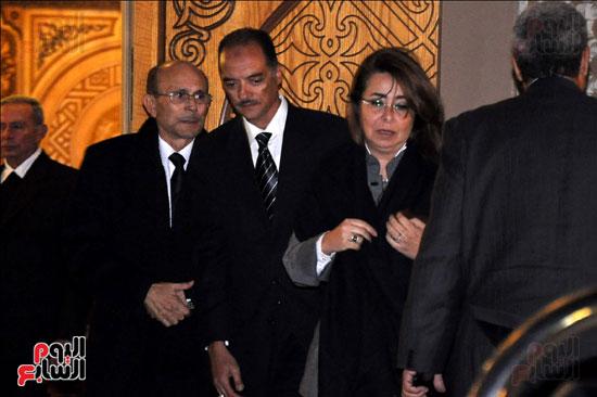 عزاء زوجة محمد صبحى (23)