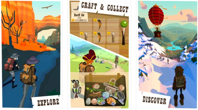 تكشف أفضل ألعاب لهواتف الآيفون 467411-The-Trail.jpg