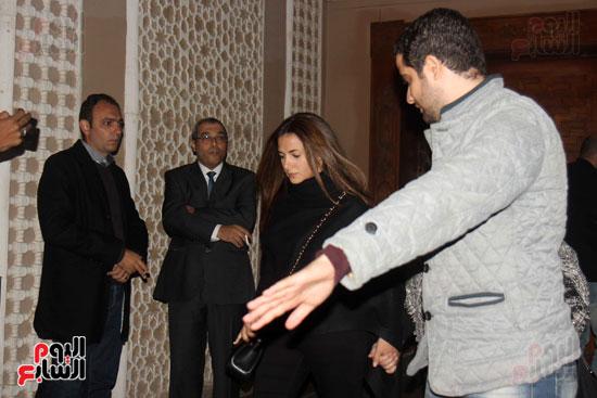 عزاء زوجة محمد صبحى (25)