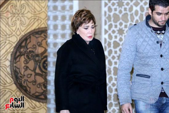 عزاء زوجة محمد صبحى (30)