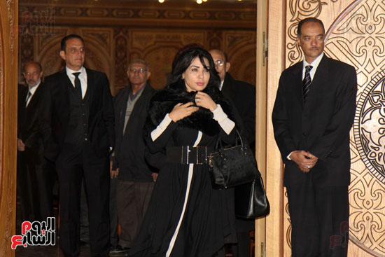 عزاء زوجة محمد صبحى (62)