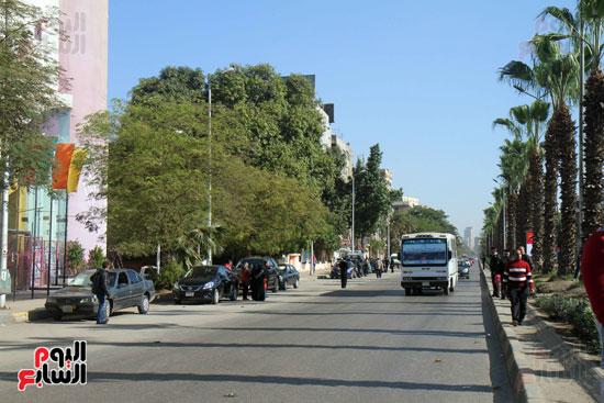 انفجار كمين شارع الهرم (41)