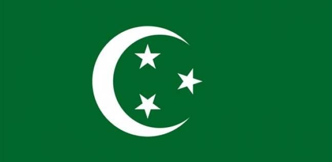 علم مصر خلال فترة حكم الملك فاروق