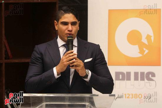 دكتور صلاح عبيه رئيس مدينة زويل للعلوم والتكنولوجيا