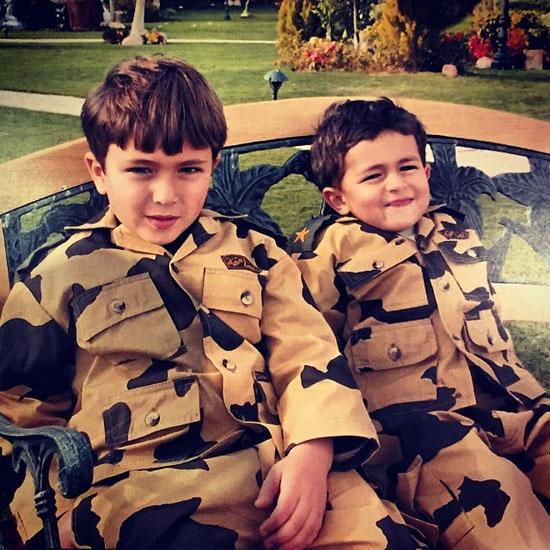 عمر وشقيقه الراحل