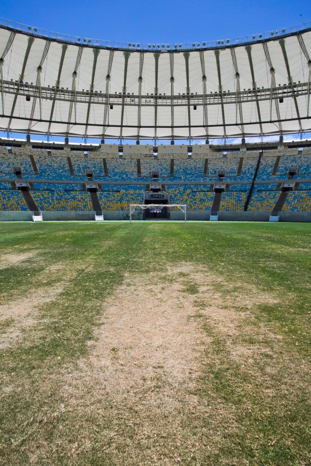 أرضية ملعب ماراكانا