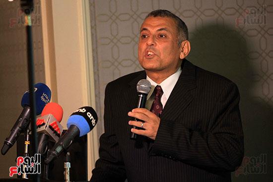 الدكتور شريف عبد العظيم رئيس جمعية رسالة