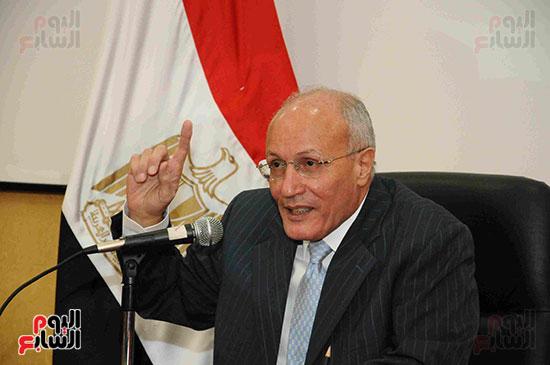 محمد سعيد العصار، وزير الدولة للإنتاج الحربى (7)