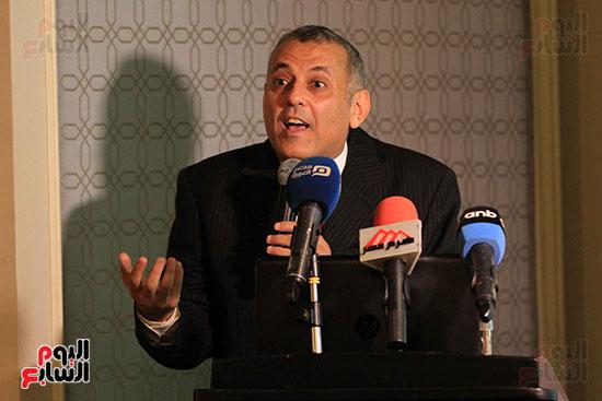 كلمة الدكتور شريف عبد العظيم رئيس جمعية رسالة