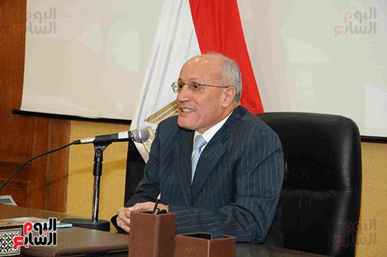 محمد سعيد العصار، وزير الدولة للإنتاج الحربى (1)