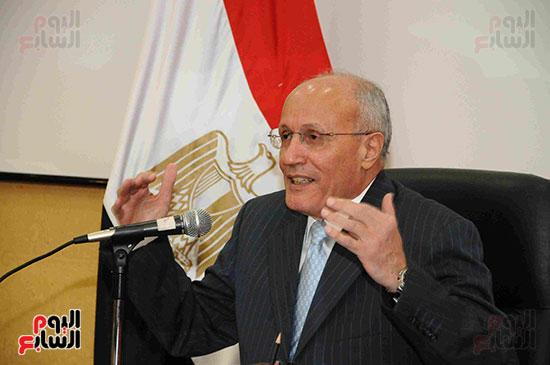 محمد سعيد العصار، وزير الدولة للإنتاج الحربى (3)