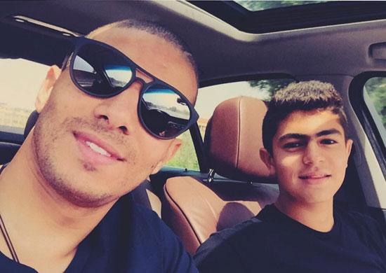 عمر مع زيدان