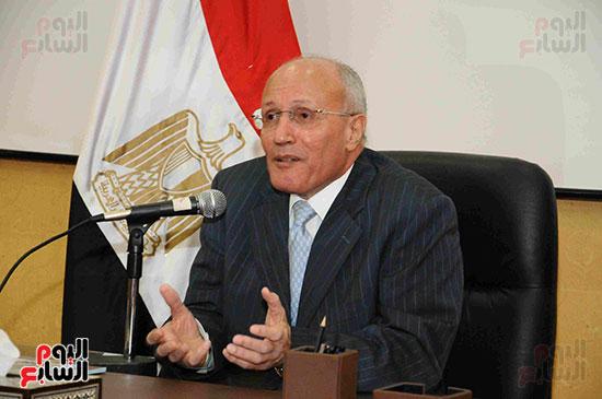 محمد سعيد العصار، وزير الدولة للإنتاج الحربى (4)