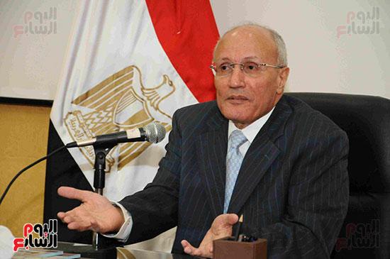 محمد سعيد العصار، وزير الدولة للإنتاج الحربى (6)